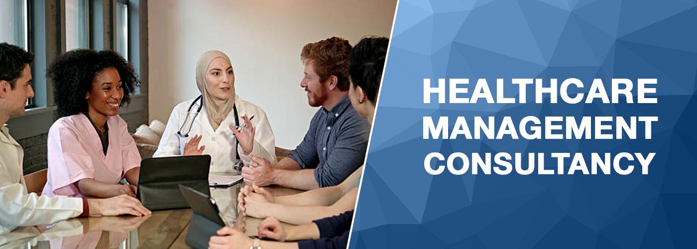 Healthcare Management Consultancy banner
